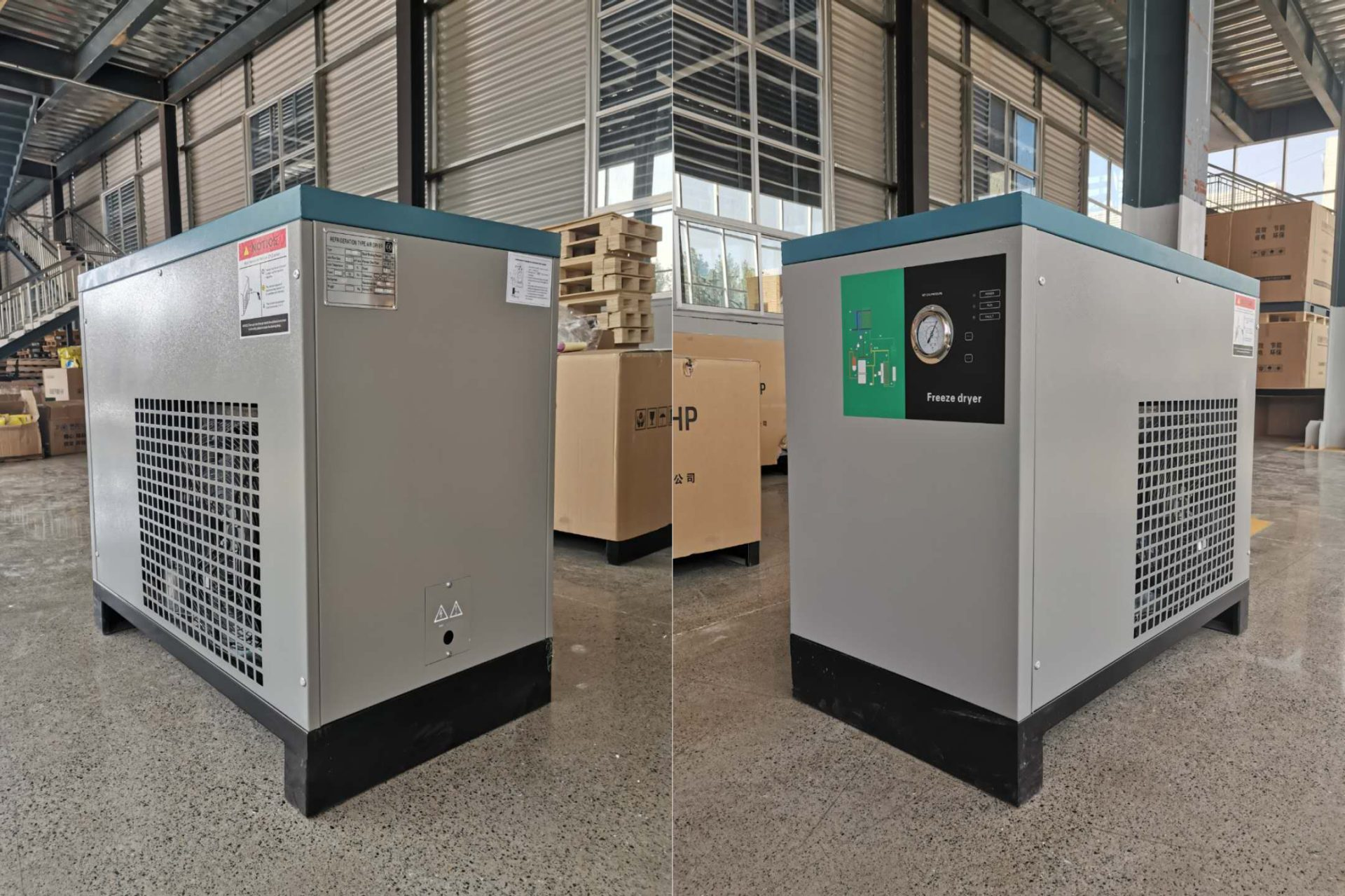 7 reasons are reducing the service life of your air compressor