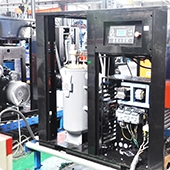 Test Each Air Compressor Before Shipment