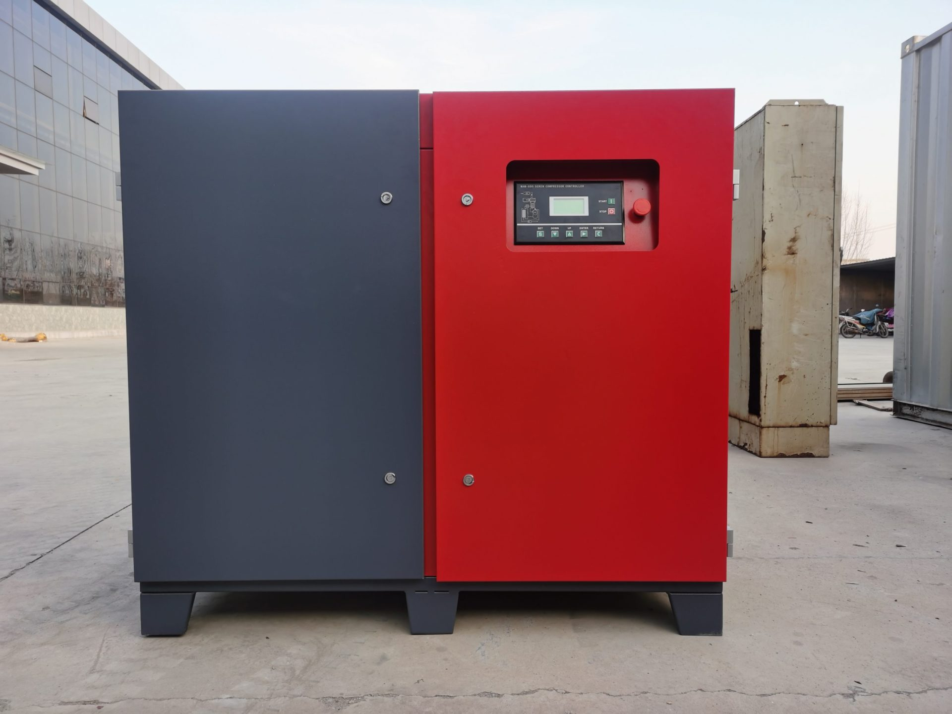 11kw rotary air compressor