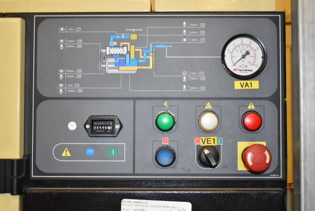 55kw Screw Drive Air Compressor