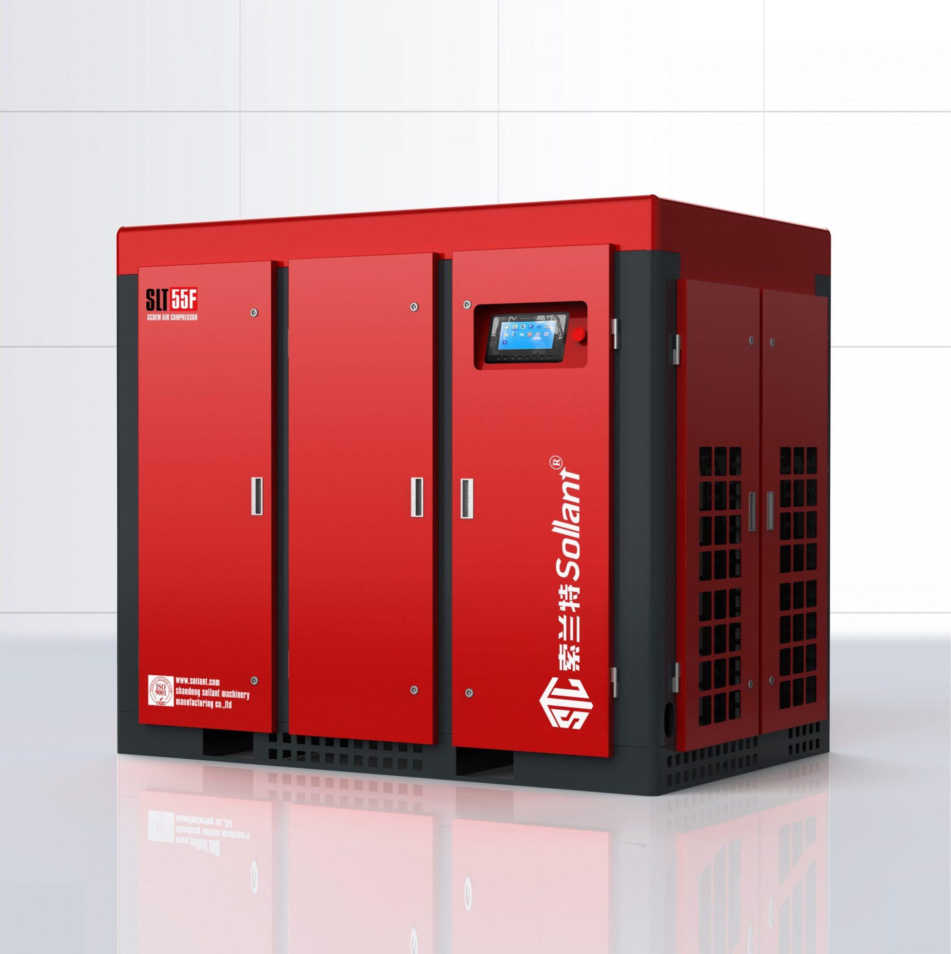 standard industrial air compressor