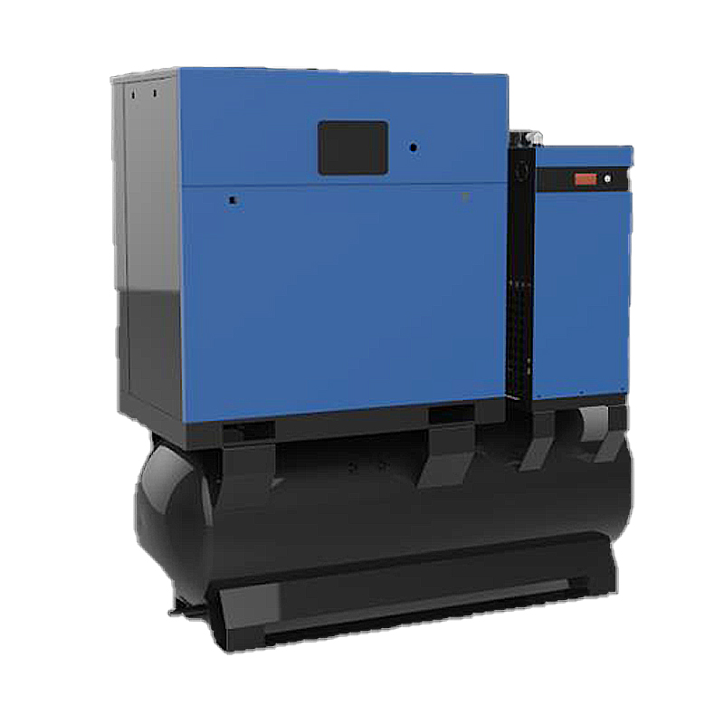 Customized air compressor for laser cutting