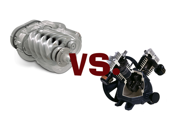What is the Difference Between Piston and Rotary