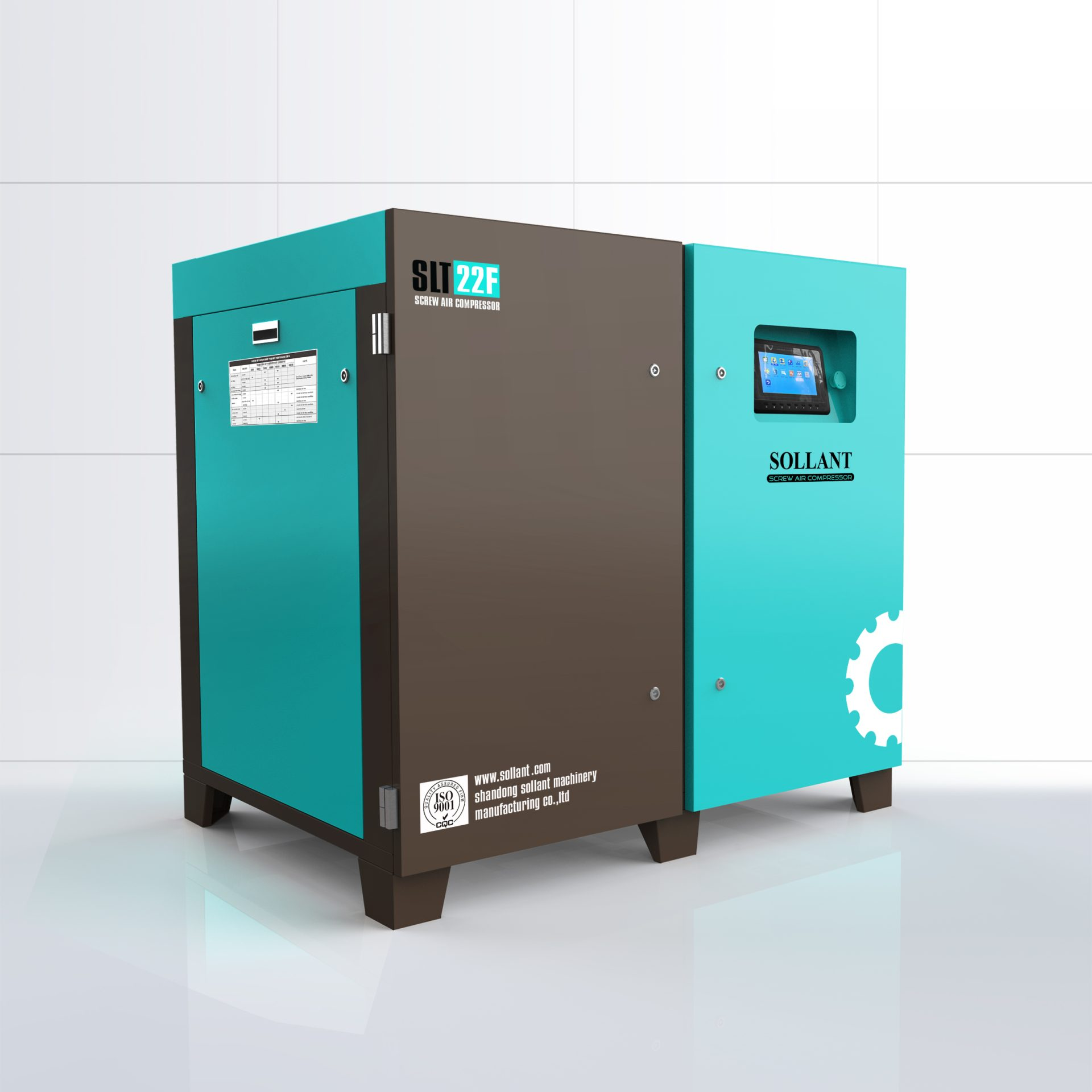 AC air compressor