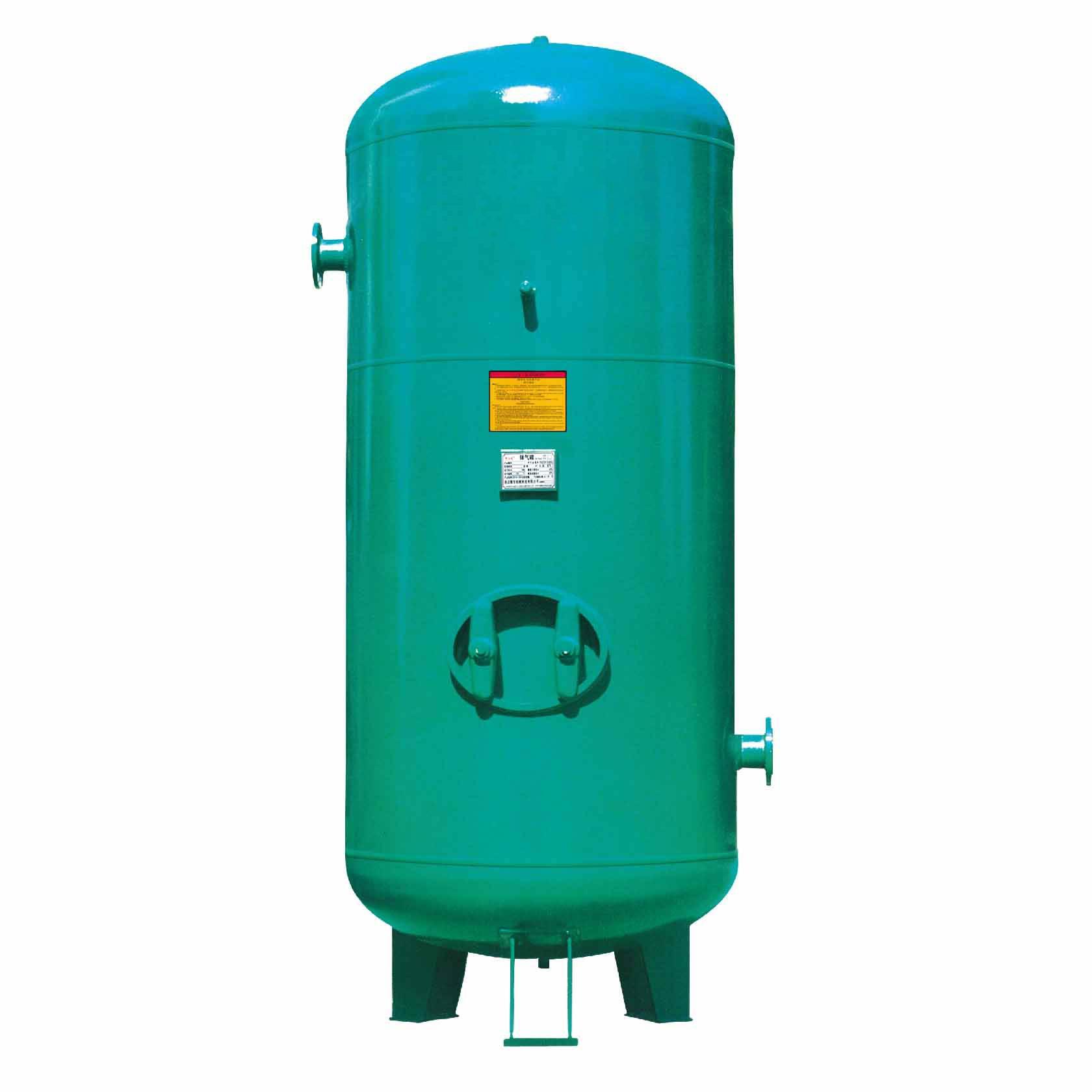 Large air compressor tank