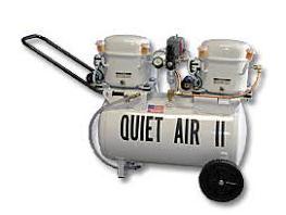 make a air compressor quiet
