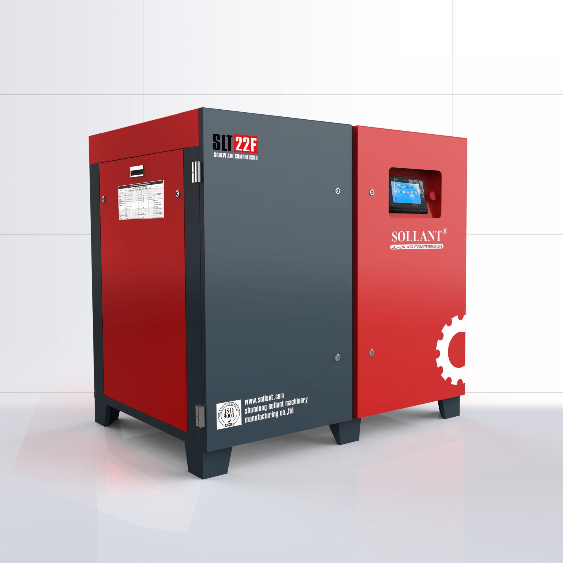 rotary screw air compresspor for sale