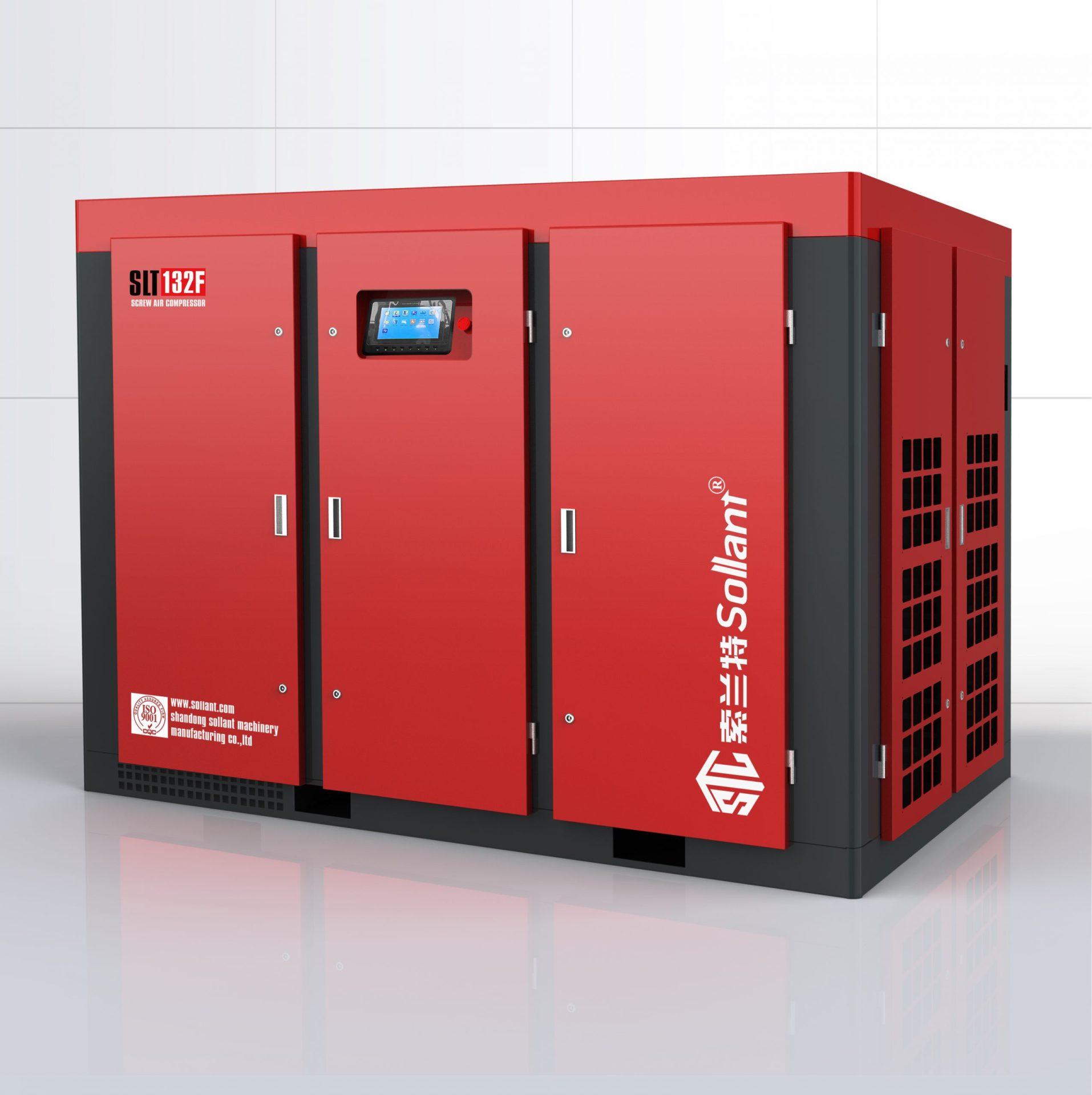 industrial scroll air compressor