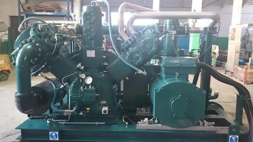 Reciprocating Air Compressor