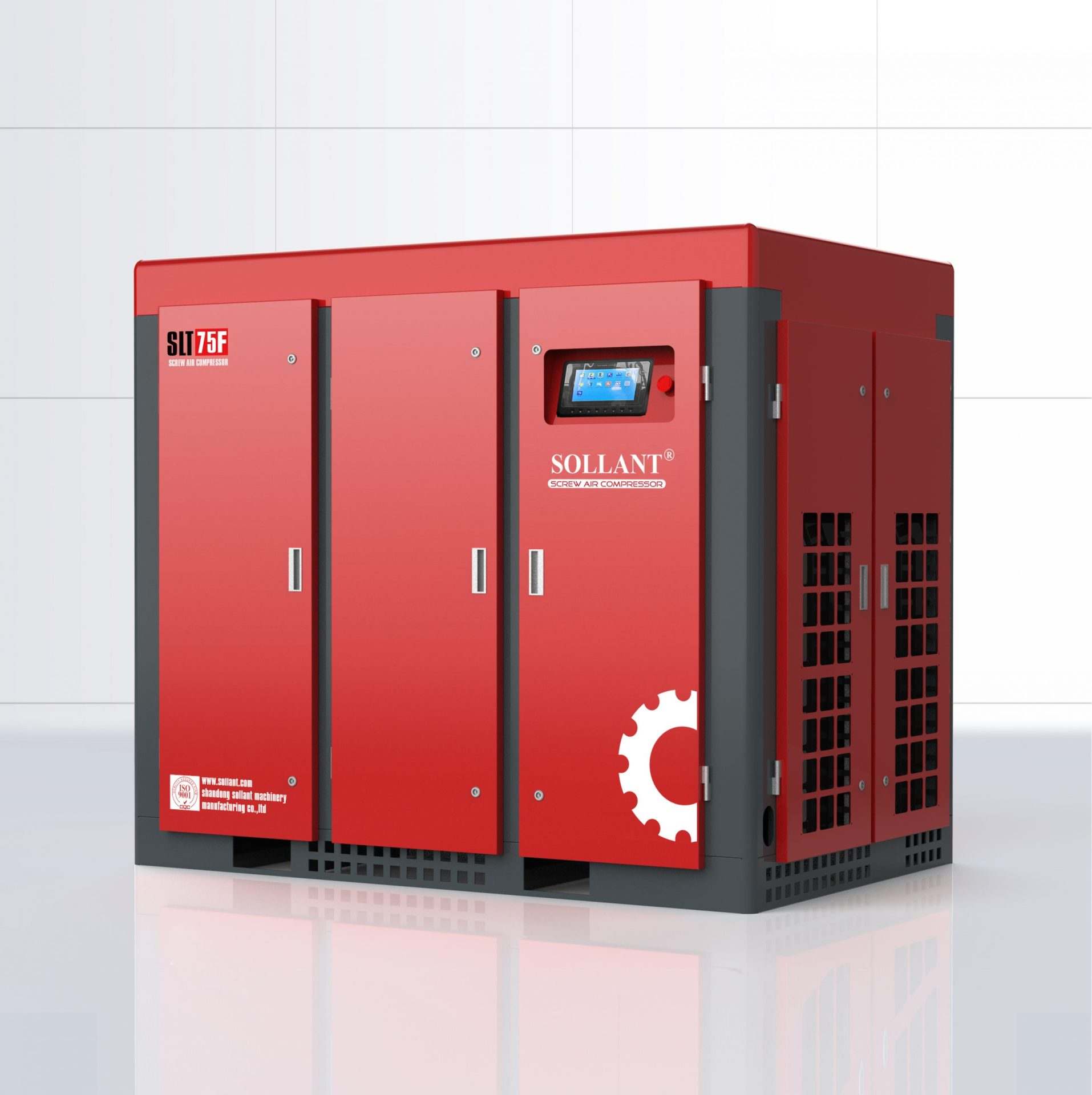 Rotary Air Compressor factoru