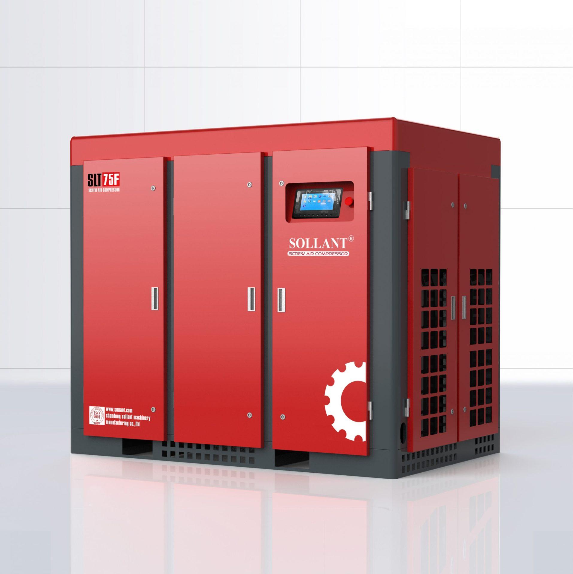 best small high cfm air compressor