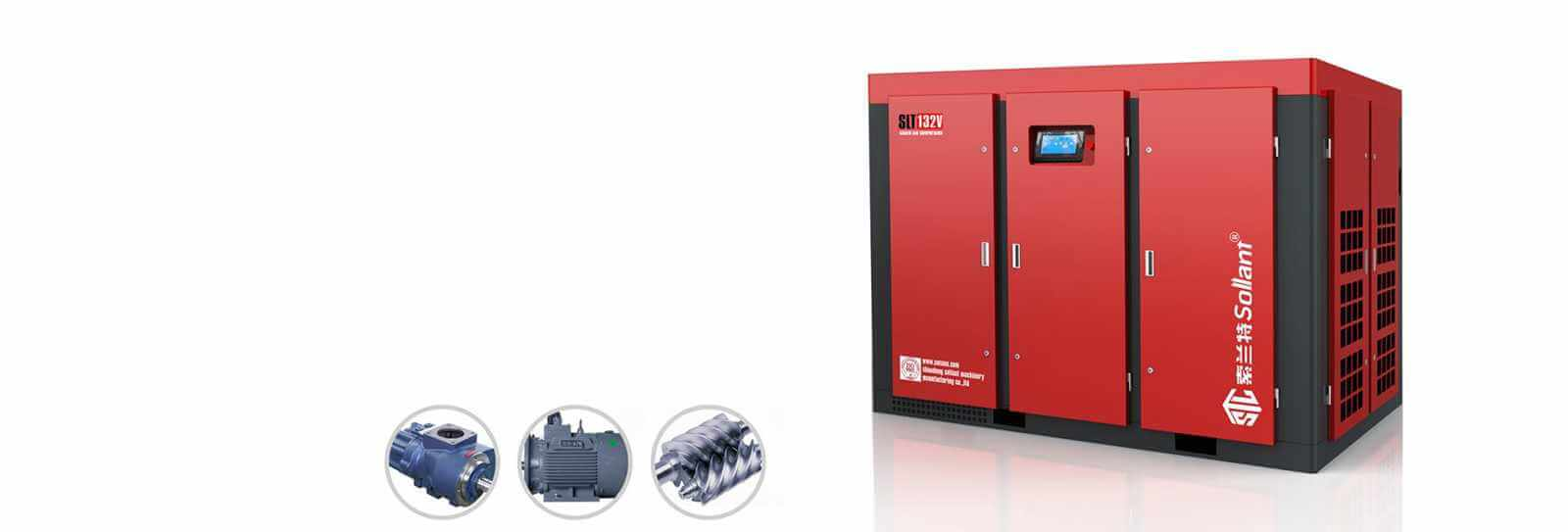 rotary screw air compressor manufacturers
