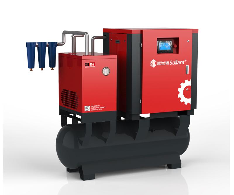 15 kw laser cutting air compressor