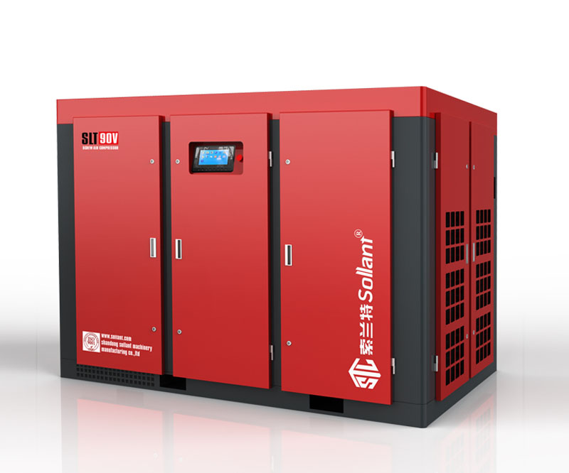 90 kw air compressor for industrial use