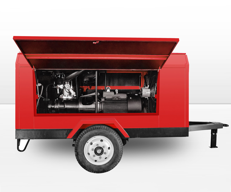 best towable air compressor