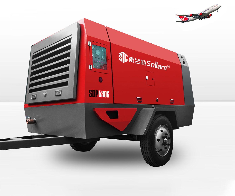 diesel portable air compressor