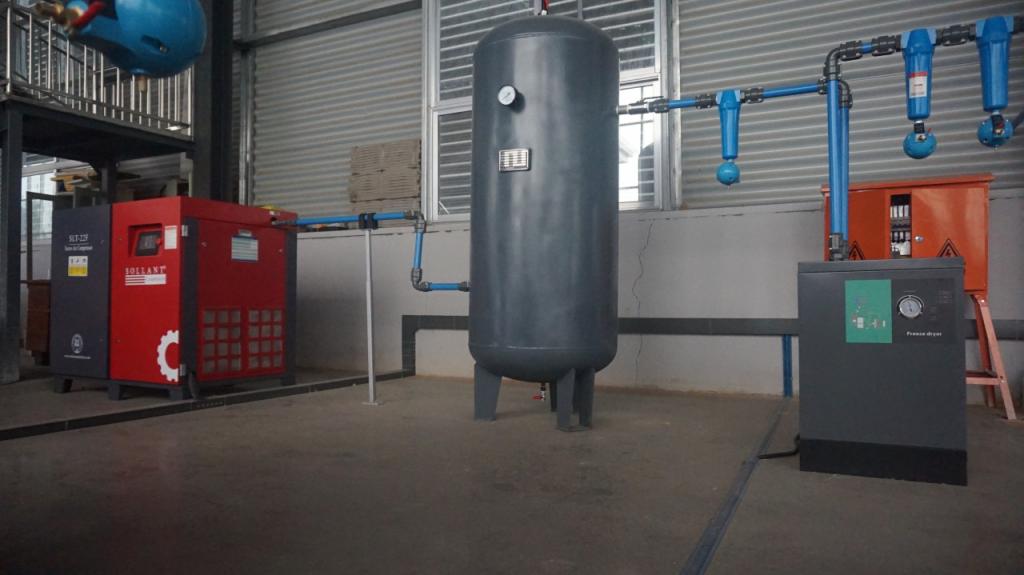 Thailand Air Compressor Market
