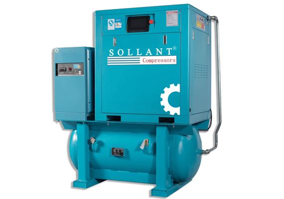 Sollant-air-compressor
