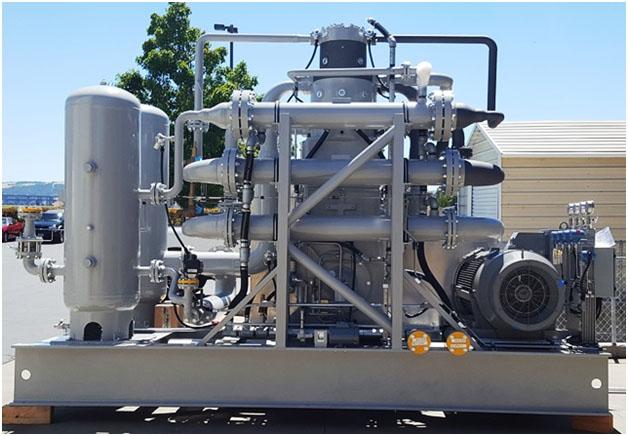 Industrial-air-compressor